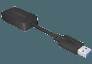 Produktbild RAIDSONIC IB-AC 507 ICY  USB3.0 zu VGA Adapter