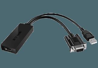 Produktbild RAIDSONIC IB-AC 512 ICY Box  Adapter