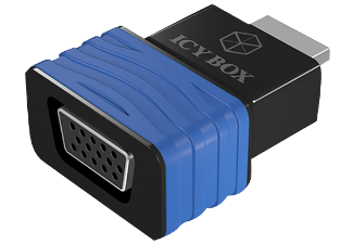 Produktbild RAIDSONIC IB-AC 516 ICY Box  HDMI zu VGA Adapter