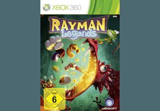 Produktbild Rayman Legends - Xbox 360