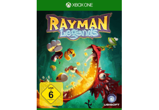 Produktbild Rayman Legends - Xbox One