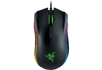 Produktbild RAZER Mamba Tournament Edition  Gaming Maus  Kabelgebunden  Schwarz mit
