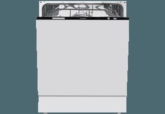 Produktbild RESPEKTA GSP60V  Geschirrspüler  vollintegrierbar  A++  596 mm  52 dB