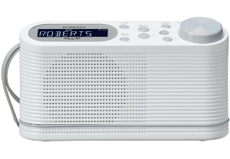 Produktbild ROBERTS Play10  DAB+ Radio  Weiß