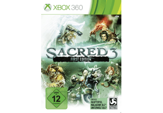 Produktbild Sacred 3 First Edition - Xbox 360