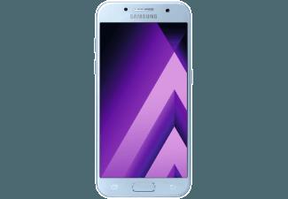 Produktbild SAMSUNG Galaxy A3 (2017)  Smartphone  16 GB  4.74 Zoll  Blau