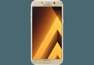 Produktbild SAMSUNG Galaxy A3 (2017)  Smartphone  16 GB  4.74 Zoll  Gold