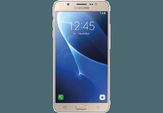 Produktbild SAMSUNG Galaxy J7 (2016)  Smartphone  16 GB  5.49 Zoll  Gold
