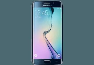 Produktbild SAMSUNG Galaxy S6 edge  Smartphone  32 GB  5.1 Zoll  Schwarz  LTE
