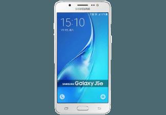 Produktbild SAMSUNG SM-J 510 GALAXY J5 (2016)  Smartphone  16 GB  5.2 Zoll  Weiß