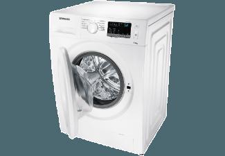 Produktbild SAMSUNG WW 80 J 34 D0KW/EG  8 kg Waschmaschine  Frontlader  1400 U/Min.  A+++