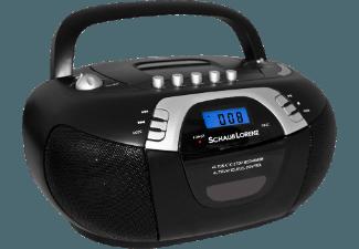 Produktbild SCHAUB LORENZ BB 330-B  Radiorecorder  Schwarz