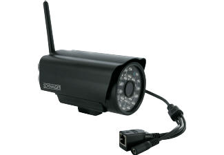Produktbild SCHWAIGER ZHK17 IP Kamera  WLAN