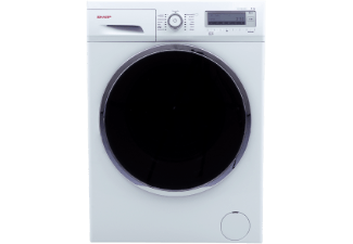 Produktbild SHARP ES-FD 8145 W4-DE  8 kg Waschmaschine  Frontlader  1400 U/Min.  A+++