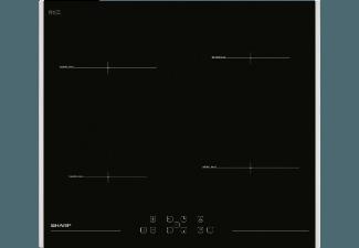 Produktbild SHARP KH-6I19FT00-EU  Induktionskochfeld  590 mm  breit  4