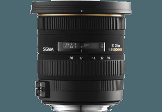 Produktbild SIGMA 10-20mm F3 5 EX DC HSM Nikon 10 mm-20 mm Objektiv f/3.5  System: Nikon AF