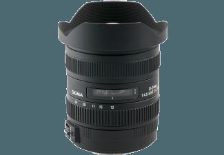 Produktbild SIGMA 12-24mm F4.5-5.6 II DG HSM für Nikon 12 mm-24 mm Objektiv f/4.5-5.6  System: Nikon