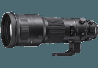 Produktbild SIGMA 185954 500 mm Objektiv f/4 DG  OS  HSM  System: Canon  Bildstabilisator