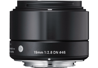 Produktbild SIGMA 19mm F2 8 DN   Micro Four Thirds 19 mm f/2.8  Weitwinkel  System: Micro-Four-Thirds