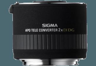 Produktbild SIGMA 2 0 x EX Konverter für Nikon   System: Nikon AF