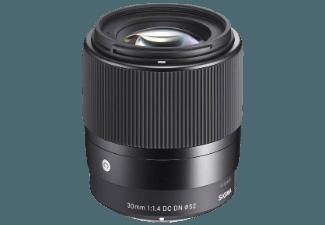 Produktbild SIGMA 30mm 1.4 DC DN Contemporary  DC  Festbrennweite  System: Sony-E