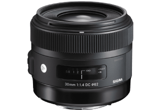 Produktbild SIGMA 30mm/1 4 DC HSM für Sigma 30 mm Objektiv f/1.4  System: Sigma AF