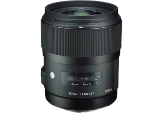 Produktbild SIGMA 35mm/1 4 DG HSM für Pentax 35 mm Objektiv f/1.4  System: Pentax AF