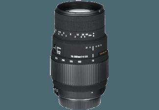 Produktbild SIGMA 70-300mm F4 0-5 6 DG Canon 70 mm-300 mm Objektiv f/4-5.6  System: Canon EF