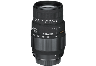 Produktbild SIGMA 70-300mm F4 0-5 6 DG Sony 70 mm-300 mm Objektiv f/4-5.6  System: Sony A-Mount