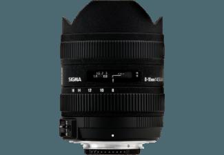 Produktbild SIGMA 8-16mm F4 5-5 6 DC HSM für Pentax 8 mm-16 mm Objektiv f/4.5-5.6  System: Pentax