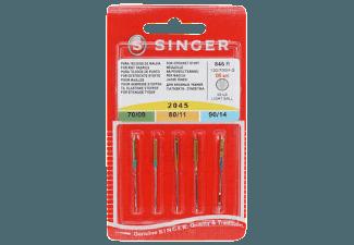 Produktbild SINGER N2045B05AS846R 5-tlg.  Jerseynadeln