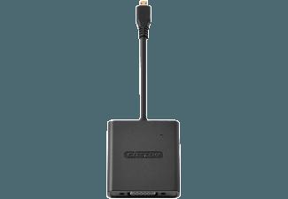 Produktbild SITECOM CN 355 Micro-HDMI zu VGA + Audio  Adapter
