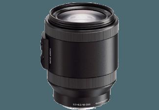 Produktbild SONY AF 3 5-6 3/18-200mm SELP18200 E-Objektiv 18 mm-200 mm f/3.5-6.3  Telezoom  System: Sony