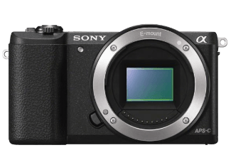 Produktbild SONY Alpha 5100B (ILCE5100B.CEC) Systemkamera  24 3 Megapixel  Full HD  APS-C Exmor CMOS Sensor