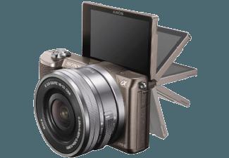 Produktbild SONY Alpha 5100LT (ILCE5100LT.CEC) Systemkamera  24 3 Megapixel  Full HD  APS-C Exmor CMOS Sensor