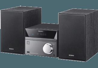 Produktbild SONY CMT-SBT40D  Micro-Systemanlage  50 Watt  Schwarz
