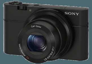 Produktbild SONY DSC-RX 100 Kompaktkamera  20.2 Megapixel  3.6x opt. Zoom  Full HD  Exmor CMOS Sensor  28-100