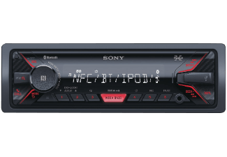 Produktbild SONY DSX-A400BT  Autoradio  1 DIN  Ausgangsleistung/Kanal: 4x 55