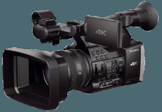 Produktbild SONY FDR-AX1EB  Camcorder  CMOS Sensor  Carl Zeiss  12x opt. Zoom  Bildstabilisator  Near Field