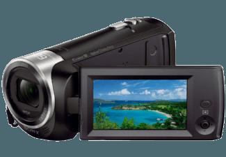 Produktbild SONY HDR-CX405 B.CEN  Camcorder  Exmor R CMOS Sensor  Carl Zeiss  30x opt. Zoom  Bildstabilisator