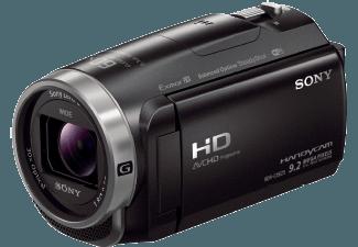 Produktbild SONY HDR-CX625  Camcorder  Exmor R CMOS Sensor  Sony  30x opt. Zoom  Bildstabilisator  Near Field