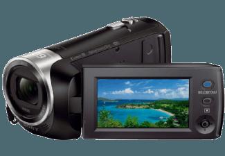 Produktbild SONY HDR-PJ410 B.CEN  Camcorder  Exmor R CMOS Sensor  Carl Zeiss  30x opt. Zoom  Optische