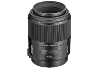 Produktbild SONY SAL 2 8/100mm Makro 100 mm Objektiv f/2.8  System: Sony A-Mount