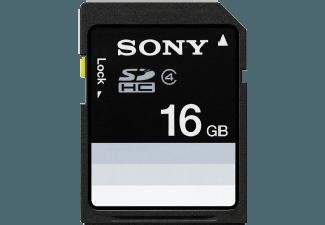 Produktbild SONY SF16N4 SD Speicherkarte  16 GB  15 Mbit/s  Class 4