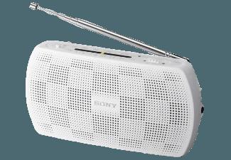 Produktbild SONY SRF-18  Radio  Weiß
