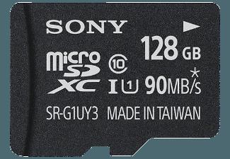 Produktbild SONY SRG1UYA Micro-SDXC Speicherkarte  128 GB  90 MB/s  UHS Class