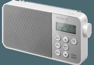Produktbild SONY XDR-S40 DBP  DAB+ Radio  Weiß