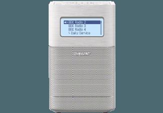 Produktbild SONY XDR-V1 BTD  DAB+ Radio  Weiß