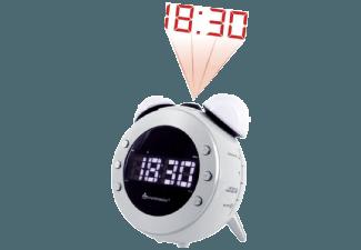 Produktbild SOUNDMASTER UR140WS  Uhrenradio  Schwarz