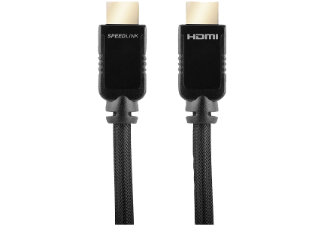 Produktbild SPEEDLINK SHIELD-3 High Speed HDMI Kabel mit Ethernet